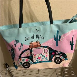 Kate Spade - Out of Office Tote
